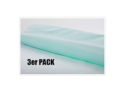 Fiducia 3er Pack Welpenunterlagen (blau/weiß)