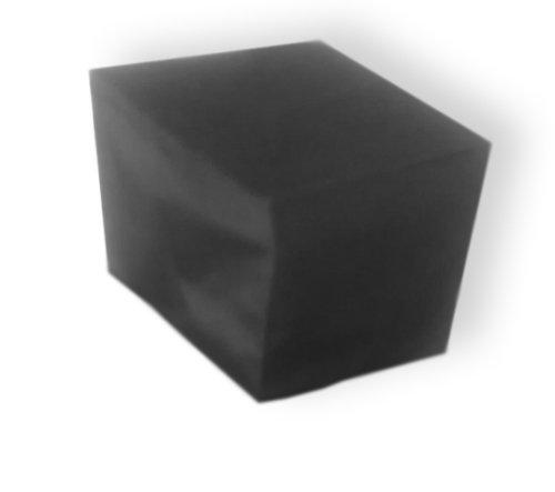 Sindoh's DP200 3DWox 3D Printer 3DP200A Black Nylon Dust Cover