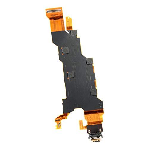 Ronyme Substituição Flexível de Porta de Dock de Carregamento USB para Linha Xperia XZ2 Premium Tail