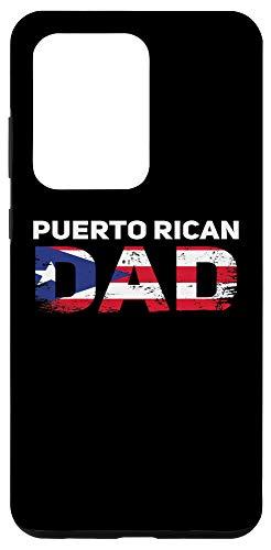 Galaxy S20 Ultra Puerto Rican Dad Pride Puerto Rico Father's Day Case