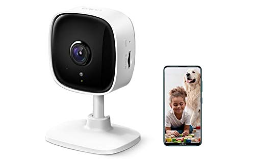 TP-Link Tapo 1080p Full HD Indoor WiFi Spy Security Camera| Night Vision | Two Way Audio