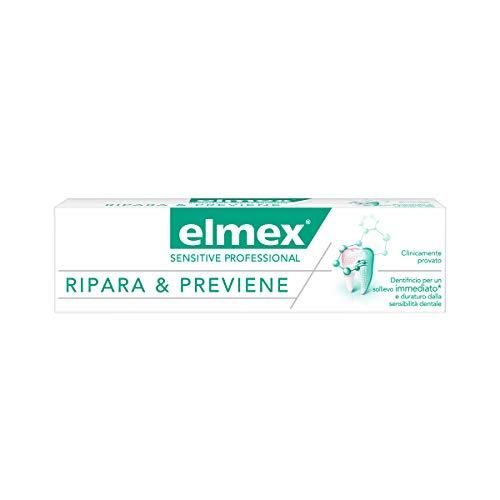 Elmex Sensitive Professional Dentifricio Ripara e Previene - 75 ml