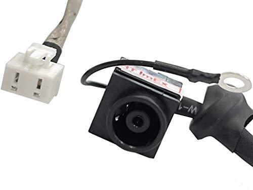 HT-ImEx Conector de alimentación DC Jack de alimentación hembra para Sony Vaio PCG-7Y2L, VGN-N, VGN-NS, VGN-NW, PCG-7151M, PCG-7161M