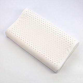 NOTE 50×30センチナチュラルラテックス枕睡眠寝具頚椎マッサージ枕健康ネック担保付きヘッドケアメモリー枕U1174