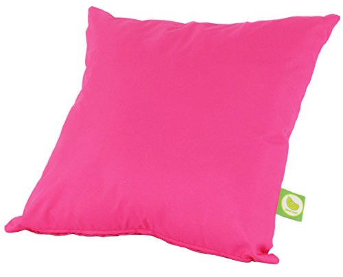 Waterproof Outdoor Garden Furniture Seat Cushion Filled with Pad By Bean Lazy - Hot Pink