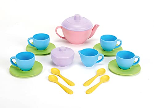 Product Image of the Green Toys Tea Set