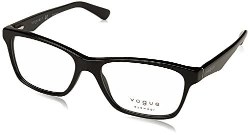 Vogue 0Vo2787 Monture de lunettes, Noir (Black), 51 Femme