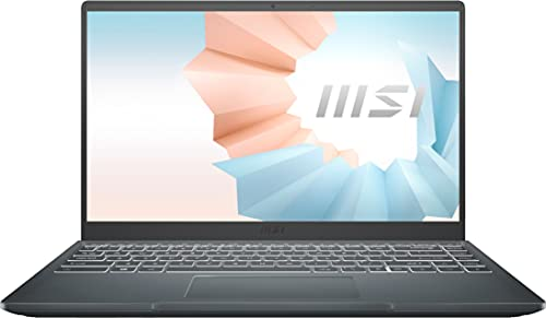 Compare MSI Modern vs other laptops