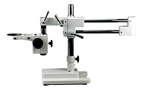 AmScope DAW Heavy Duty Double-arm Boom Stand