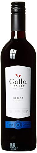 Gallo Family Vineyards Merlot Halbtrocken (1 x 0.75l)