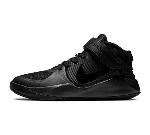 Nike Team Hustle D 9 FLYEASE (GS) Código BV2952-010 Negro Size: 40 EU
