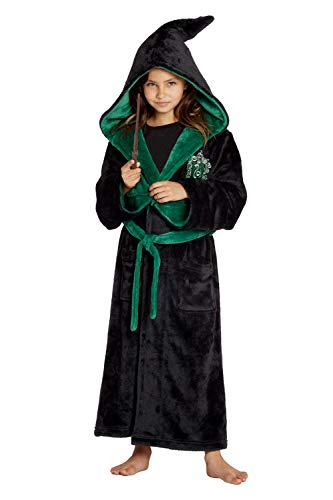 Disfraz Harry Potter Slytherin Kids Batas afelpadas