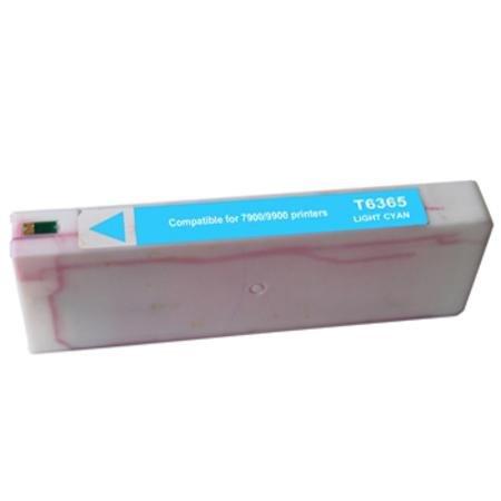 Epson T6365 (T636500) Cartucho de tinta de repuesto cian claro de alta capacidad