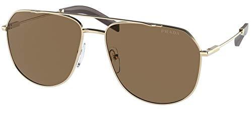 Gafas de Sol Prada PRADA PR 59WS Pale Gold/Brown 60/16/145 hombre