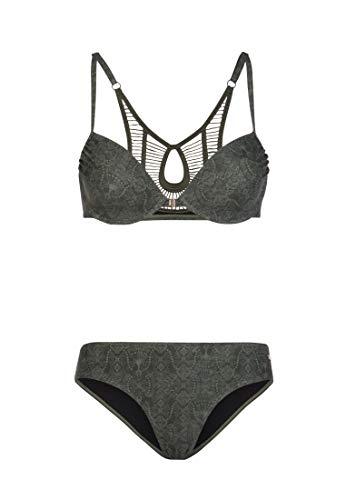 Protest Lusty 19 BCUP Damen Bügel-Bikini True Olive M/38