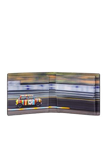 PaulSmith(ポールスミス)『レーシングミニ2つ折り財布』