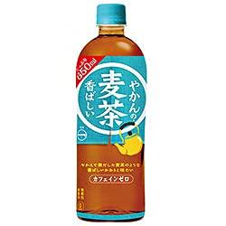 コカコーラ やかんの麦茶 from 一(はじめ) 650mlペットボトル×24本入×(2ケース)