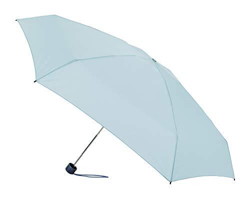Paraguas Vogue Mujer. Sólo Pesa 180 Gramos. Paraguas Plegable, Medida Cerrado 17...