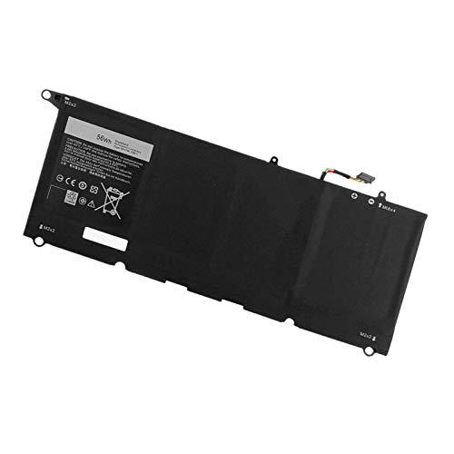 Zgszmall 90v7w JD25G Laptop Battery replace for Dell XPS 13 9343 9350 13D-9343 13D-9343-1508 JD25G JHXPY RWTIR 0N7T6 0DRRP 5K9CP 90V7W DIN02