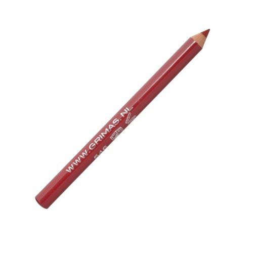 Make-up-Stift 11 cm, dunkelrot