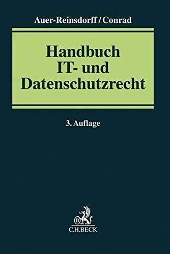 Handbuch IT- und Datenschutzrecht