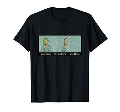 Funny Van Gogh Van Goghing Van Gone Funny meme kid women man...