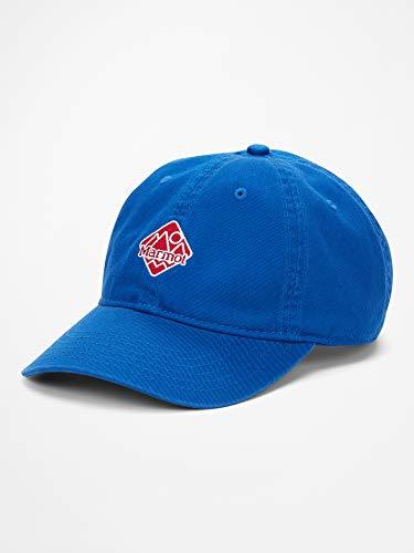 Marmot Erwachsene Aulin Cap Baseballcap, Kappe Mit Uv-Schutz, Verstellbar, Für Outdoor, Sport Und Reisen, Varsity Blue, S