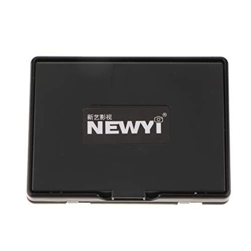 P Prettyia 3 Zoll LCD Hood Displayschutzblende, Monitor-Blendschutz für Kamera und Camcorder