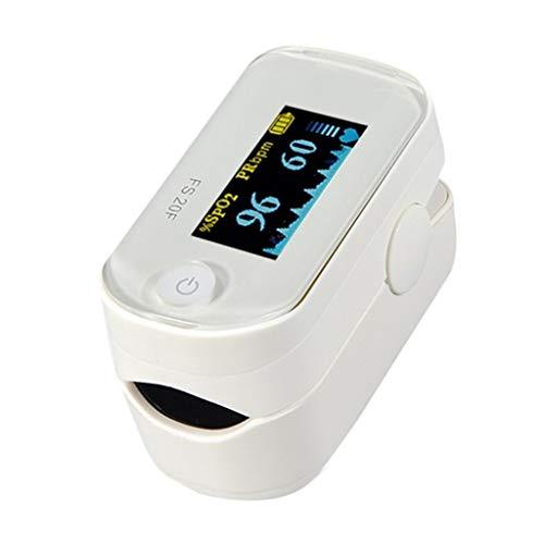 NIU Oximeter Fingertip oximetro de pulso dedo with SpO2 Oximeter?Heart Rate Monitor with Lanyard, Automatic Shutdown and Fast Reading oximetro de Sangre