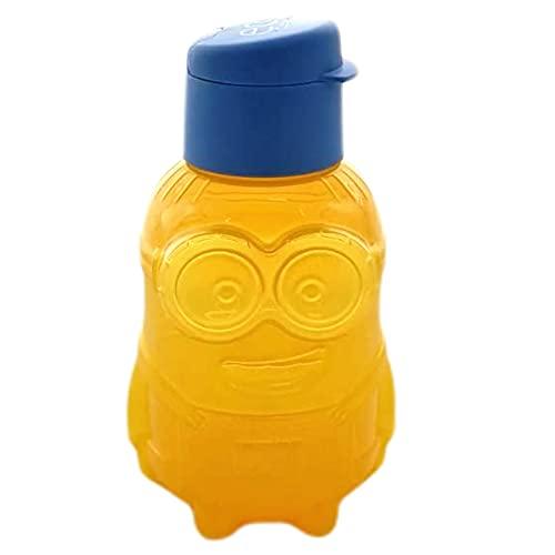 Tupperware to Go EcoEasy Minions Minton Eco 350 ml gelb blau Wasser Trinkflasche Öko Ecoflasche Flasche