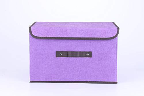Caja de almacenamiento no tejida, caja de almacenamiento debajo de la cama, caja de almacenamiento plegable, almacenamiento de ropa en el hogar