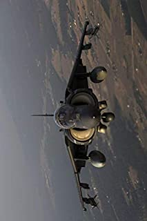 AV-8B Harrier II Notebook, Journal, Diary - Classic Writing 120 Lined Pages #1: Famous Places Unique Art Masterpiece Sculp...