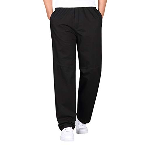 Aliturtle Men's Pants Shop, Work-to-Weekend Hidden Expandable-Waist Plain-Front Pants Classic-Fit Wrinkle-Resistant Pant