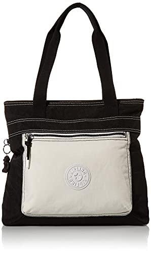 Kipling womens Enzo tote bag, Black Mj, Large US
