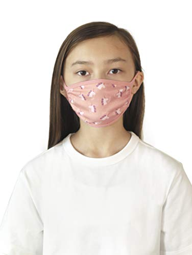 TOM TAILOR Herren Accessoire wiederverwendbare Stoffmaske Soft Pink,ONESIZE