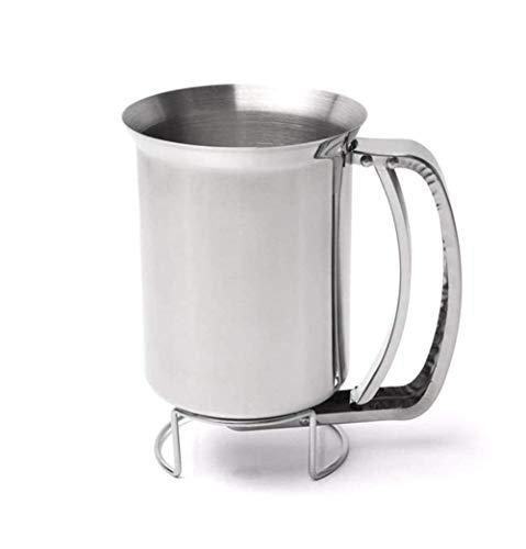 Mix Dispenser – Pancake Dispenser – Pancake Batter Dispenser Stainless Steel Kitchen Batter Dispenser – Cupcake Batter Dispenser – Waffle Batter Dispenser