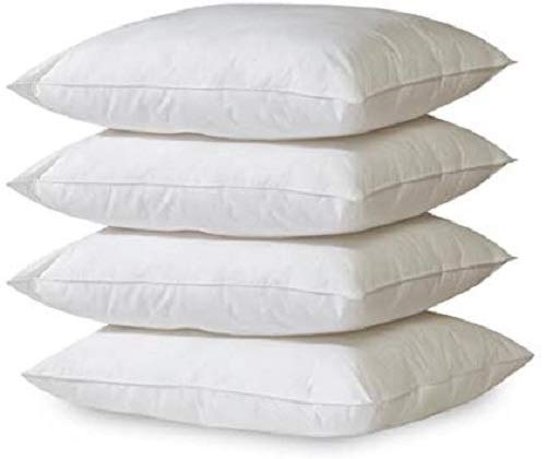 4-Pack Hypoallergenic Down-Alternative, Bed Pillow (King)