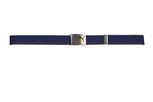 PUMA Golf 2018 Ceinture réversible pour homme Taille unique S Sodalite bleu-grenade