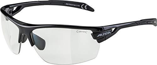Alpina Unisex Sportbrille Tri-Scray, black, A8479333 - 9