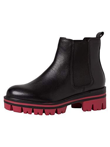 Tamaris Damen Chelsea Boot 1-1-25404-25 001 normal Größe: 39 EU