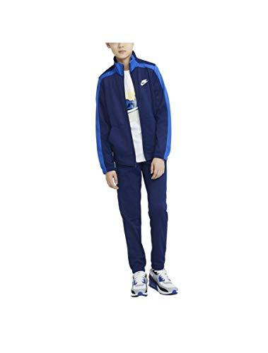 Nike Tuta da Ragazzi Sportswear Blu Taglia M (137-146 CM) Cod DD0324-472