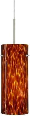 Amazon.com: Besa iluminación 1tt-412318-led-sn 1 x 6 W GU24 ...