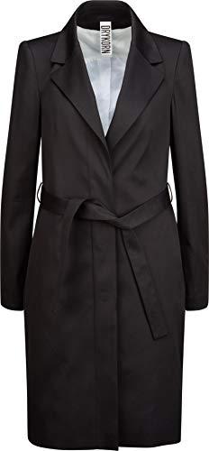 Drykorn Damen Mantel in Schwarz 4 / L