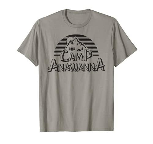 Nick Rewind Salute Your Shorts Camp Anawanna T-Shirt