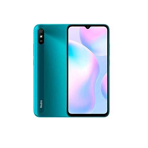 Xiaomi Rougemi 9AT Smartphone, Dual-Sim, 2 GB + 32 GB, Verde (Peacock Green)