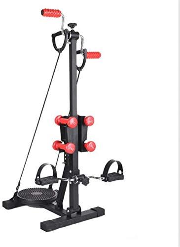 YAYY Sport Fitness ältere Menschen Rehabilitation Fahrrad Hirninfarkt Hemiplegie Hand- und Fußtrainingsgerät Bein Handriemen Hantel Twist(Upgrade)