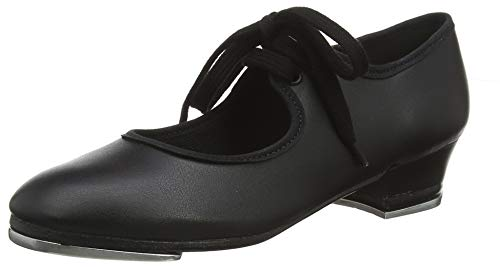 So Danca Ta32, Zapatos Claque Niñas, Negro Black