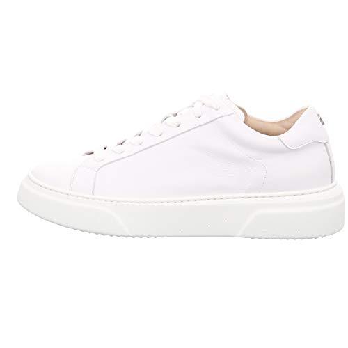 Marc Cain Damen NB SH.02 L30 Sneaker, Weiß (White 100), 39 EU