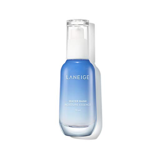Laneige New Water Bank dell'essenza dell'umidità 70ml 2018 Aggiornate Ver. per pelli secche