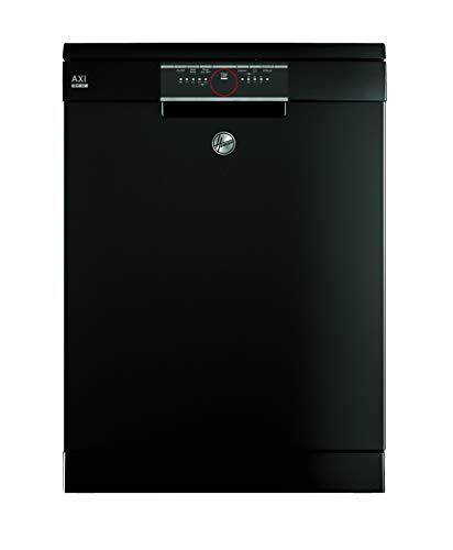 Hoover HDPN1L390PB Freestanding Dishwasher, WiFi Connected, 13 Place Setting, Black